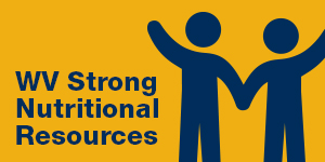 WV Strong Nutritional Resources Map