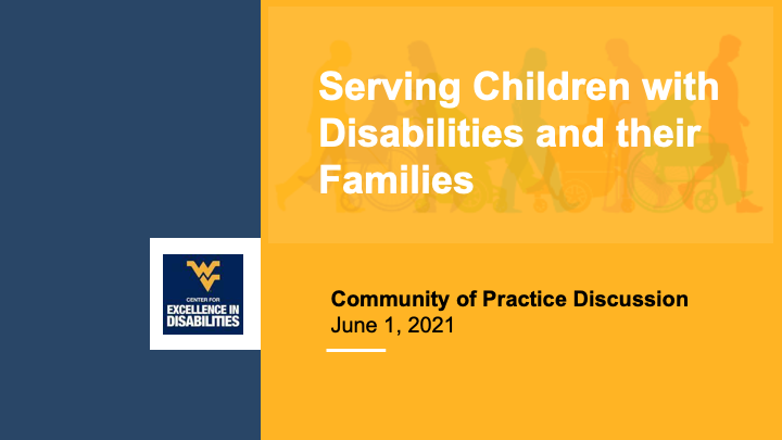 Serving Children or Parents with Disabilities