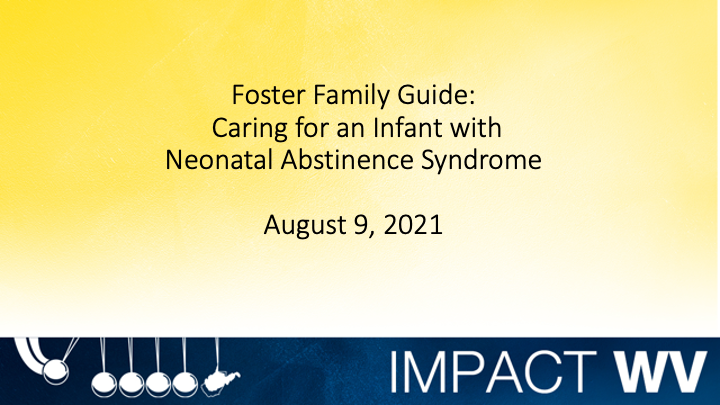Foster Family NAS Training (PPT)